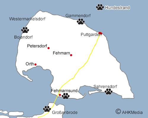 Fehmarn-Hundestrand