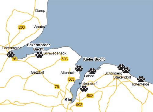 Hundestrand Kielerbucht