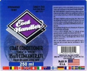 Coat Handler 250ml